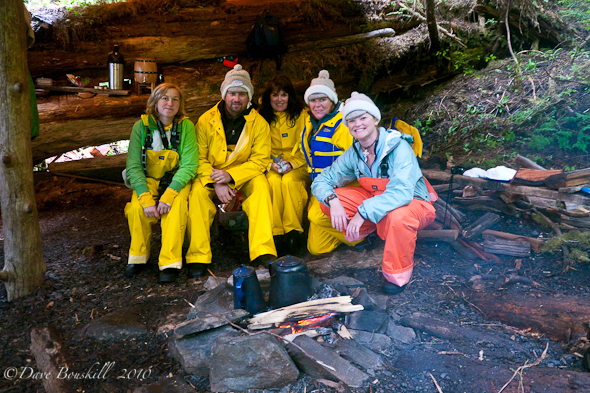 Zodiac Adventure-Ketchican-Alaska-Smores