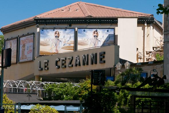 Cezanne  theatre aix en provence