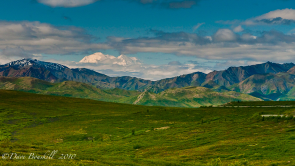Alaska-Denali-National Park-Mt-McKinley