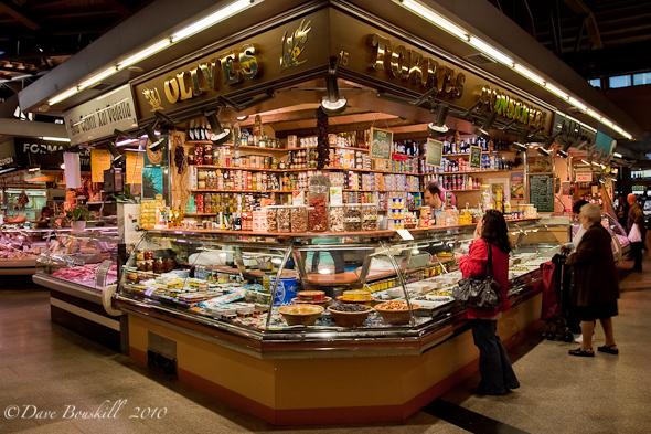 Olives-Barcelona-Spain