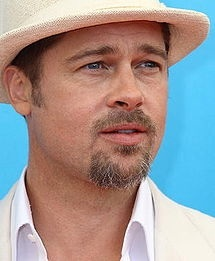 celebrity brad pitt helps with charities