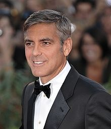 George Clooney takes on causes such as Darfur