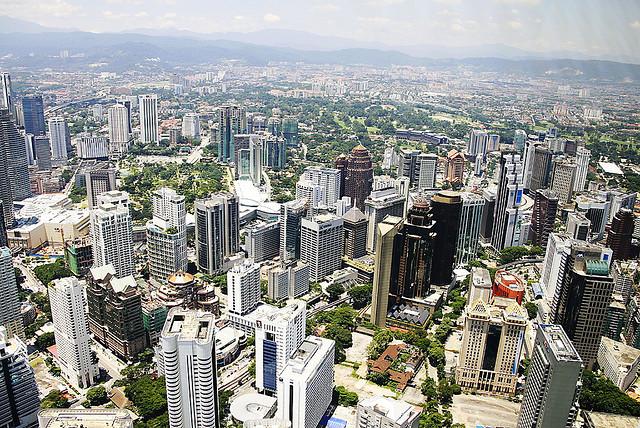 Arial-View-Kuala-Lumpur